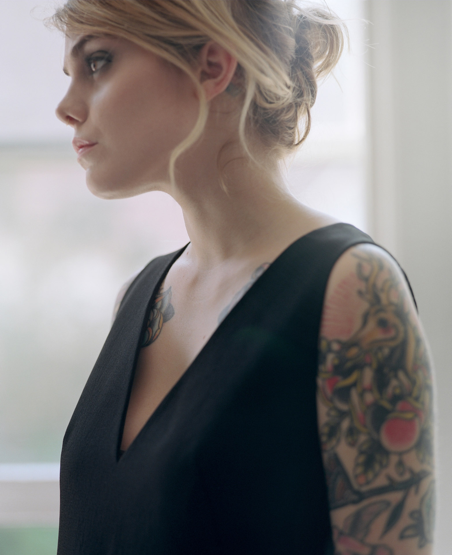 singer Coeur de Pirate by Maxyme G Delisle for Loulou Magazine