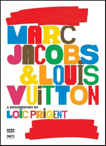 cover of documentary Marc Jacobs & Louis Vuitton by Loic Prigent
