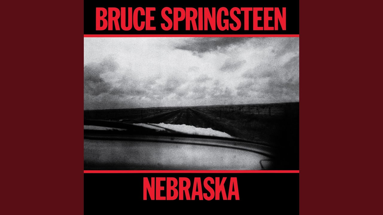 album cover of Nebraska by Bruce Springsteen