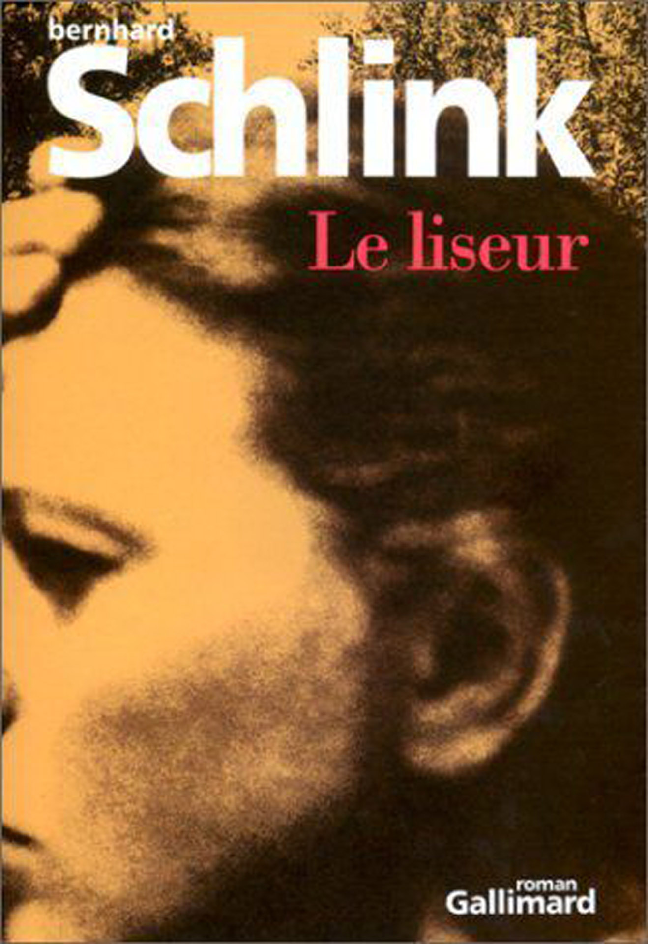 book cover of Le Liseur from Schlink