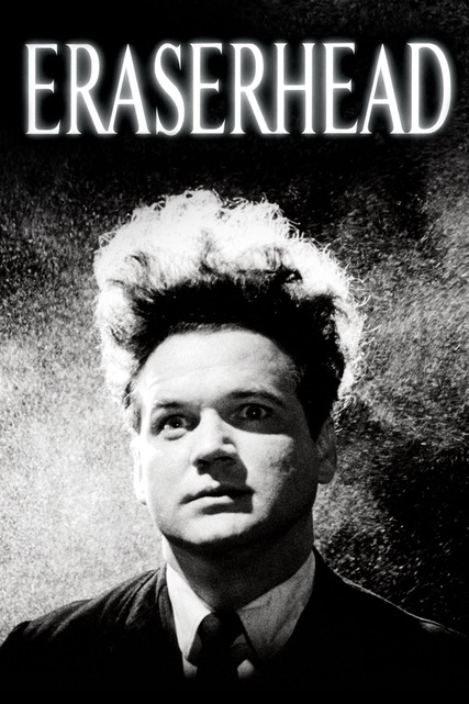 eraserhead movie poster by david lynch