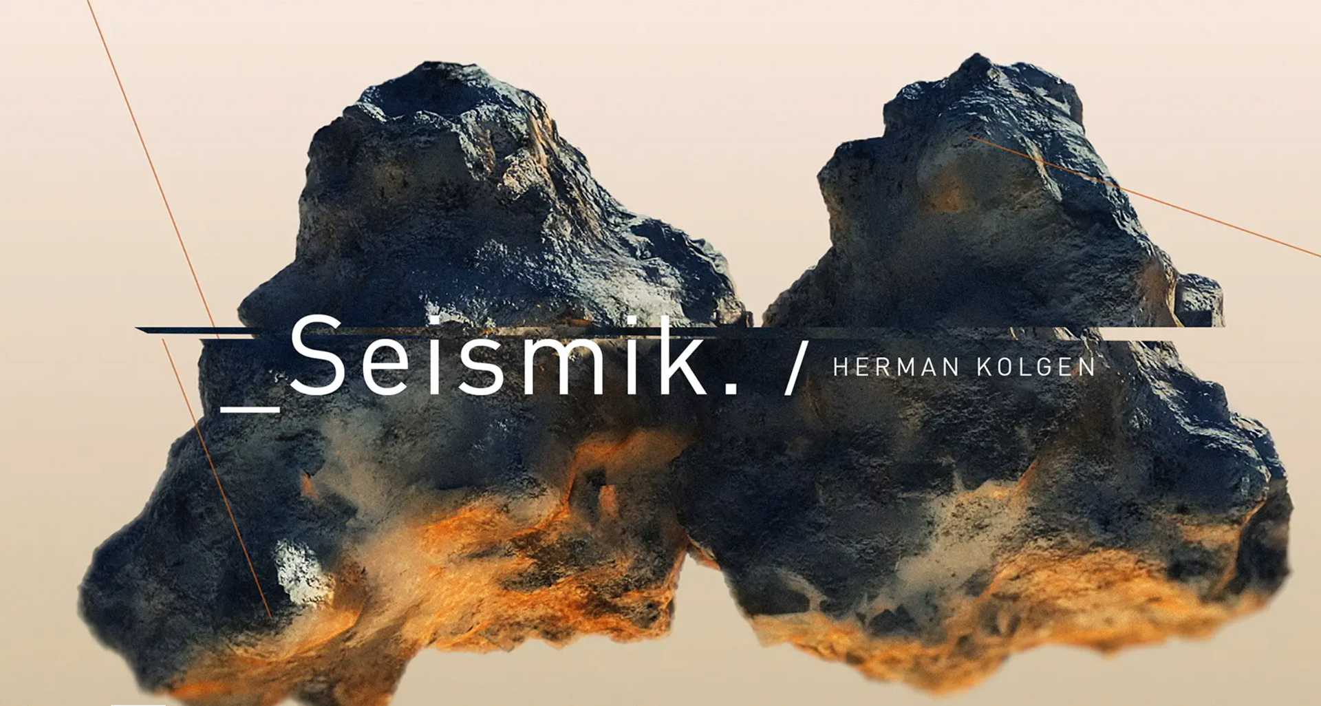 Seismik by Herman Kolgen