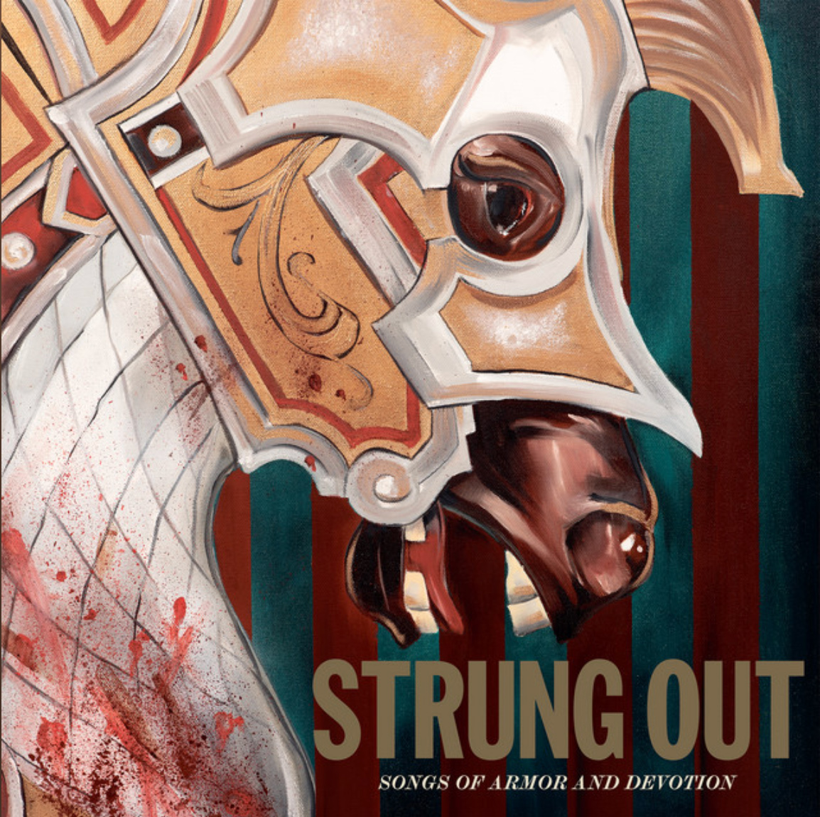 song politics of sleep by Strung Out